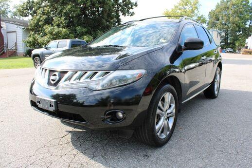 2010 Nissan Murano LE Richmond VA