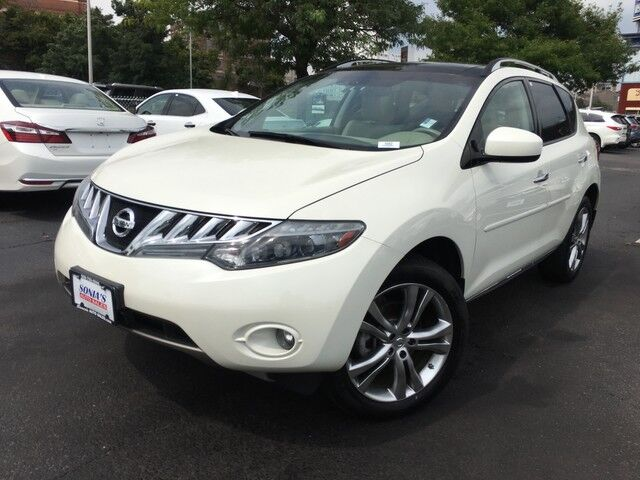 2010 Nissan Murano LE Worcester MA