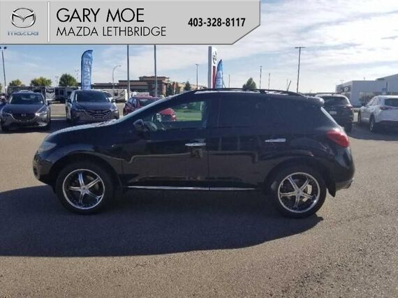 2010_Nissan_Murano_S   - Upgraded rims, Leather, AWD - $132.50 B/W_ Lethbridge AB