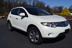 2010_Nissan_Murano_SL AWD_ Easton PA