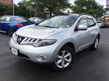 2010_Nissan_Murano_SL_ Worcester MA