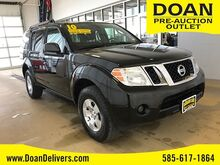 2010_Nissan_Pathfinder_S_ Rochester NY