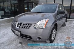 2010_Nissan_Rogue_S / AWD / Power Locks & Windows / Aux Jack / Cruise Control / 26 MPG_ Anchorage AK