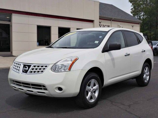 2010 Nissan Rogue S AWD w 360 Special Edition Package Wallingford