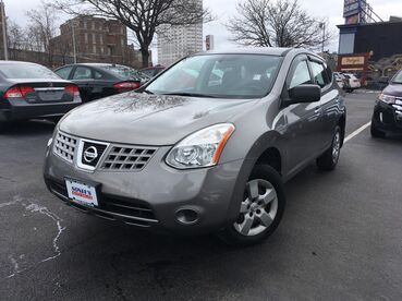 2010_Nissan_Rogue_S_ Worcester MA