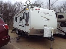 2010_Outback Superlite_26 Foot Camper Trailer__ Monticello IA