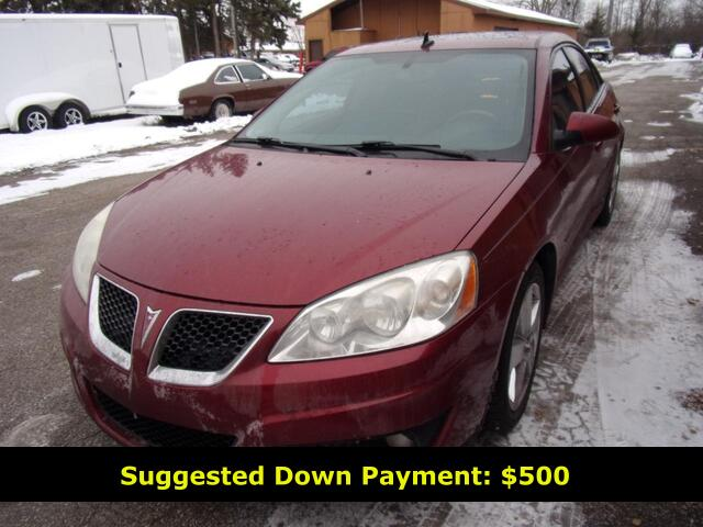 2010 PONTIAC G6 BASE  Bay City MI