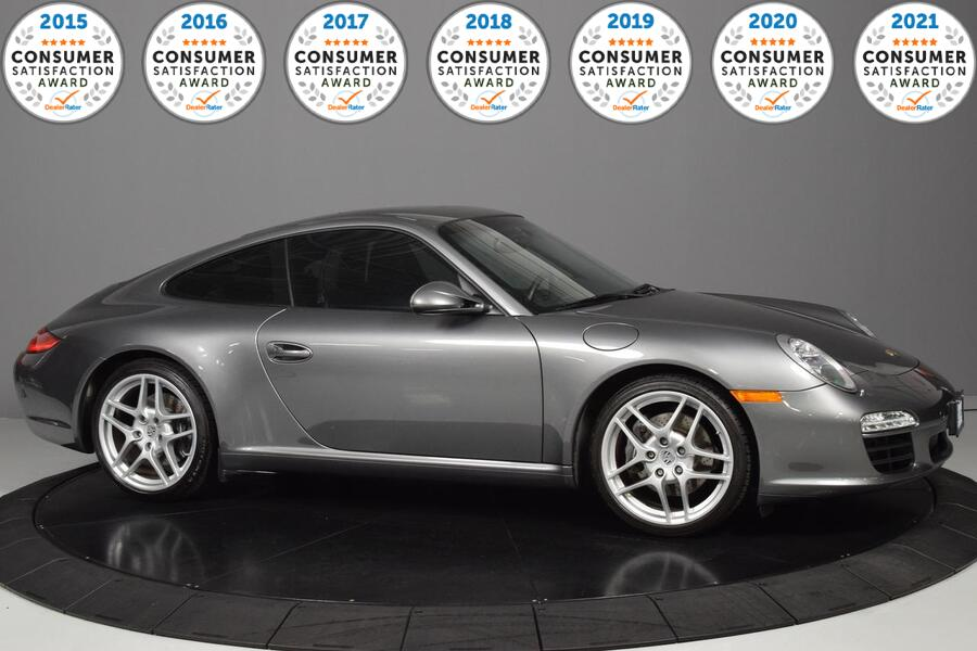 2010_Porsche_911_Carrera_ Glendale Heights IL