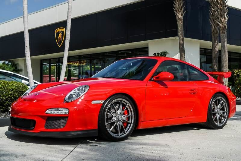 2010 Porsche 911 Gt3 West Palm Beach Fl 23630413