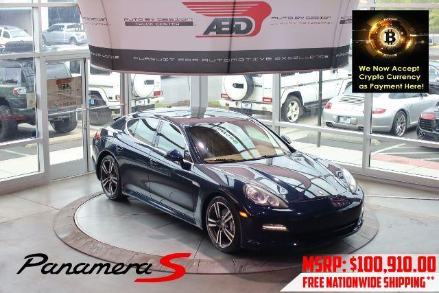 2010 Porsche Panamera S Chantilly VA