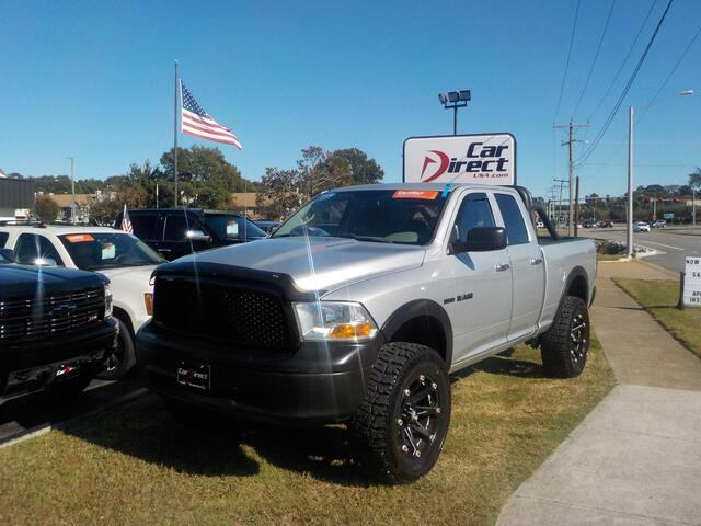 2010 RAM 1500 LARAMIE 4X4, BUY BACK GUARANTEE & WARRANTY, BALLISTIC OFF ROAD RIMS, LIFTED,  ONLY 121K MILES!! Virginia Beach VA
