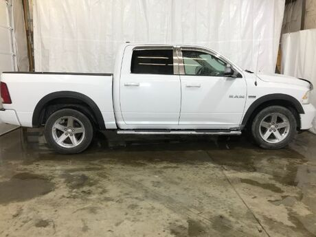 2010 RAM 1500 Sport Crew Cab 4WD Middletown OH