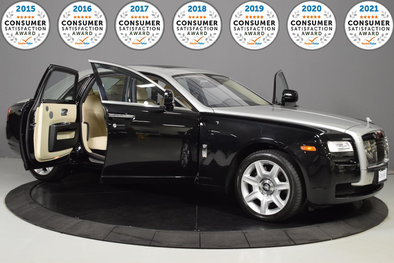 2010 Rolls-Royce Ghost  Glendale Heights IL