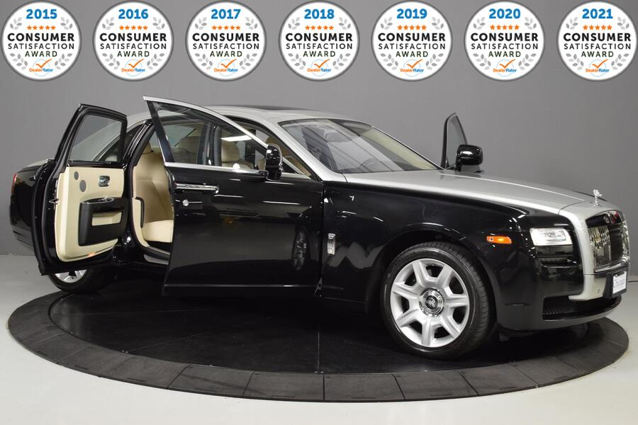 2010_Rolls-Royce_Ghost__ Glendale Heights IL