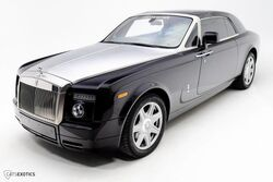 Rolls-Royce Phantom Coupe 2010