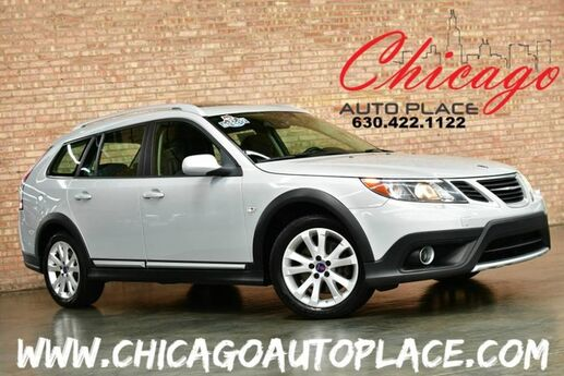 2010 Saab 9-3 wagon 9-3X - 1 OWNER 2.0L 4-CYL TURBOCHARGED ENGINE BLACK LEATHER HEATED SEATS SUNROOF DUAL ZONE CLIMATE Bensenville IL