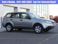 2010 Subaru Forester 2.5X Green Bay WI