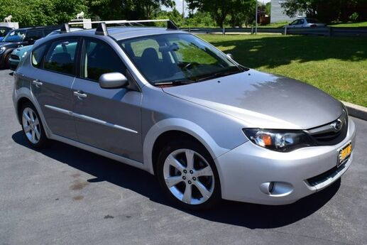 2010 Subaru Impreza Wagon Outback Sport AWD 5-Speed Easton PA