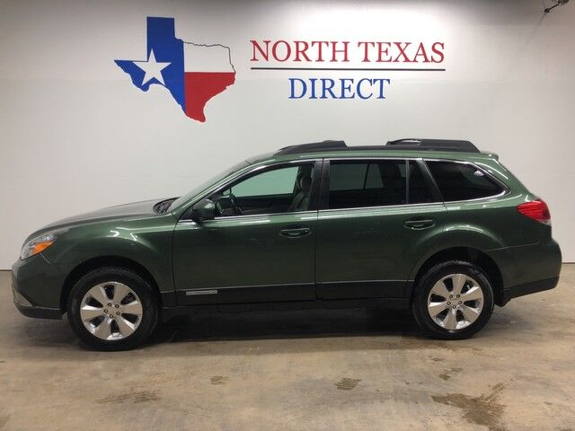 2010 Subaru Outback Limited 3.6R Heated Leather Cold Weather Package Mansfield TX
