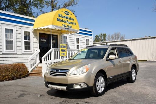 2010_Subaru_Outback_Ltd Pwr Moon/Navigation_ Wilmington NC