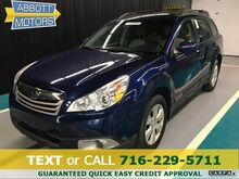 2010_Subaru_Outback_Prem All-Weather_ Buffalo NY