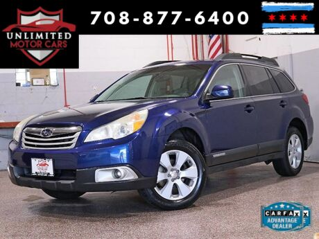 2010 Subaru Outback Prem All-Weathr/Pwr Moon Bridgeview IL