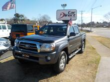 2010_TOYOTA_TACOMA_DOUBLE CAB SR5 TRD OFF ROAD 4X4, WARRANTY, BED LINER, CD PLAYER, TOW PKG, ROOF RACKS, AWESOME!!_ Virginia Beach VA
