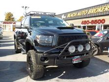 TOYOTA TUNDRA SR5 CREW CAB 4X4, BUYBACK GUARANTEE, WARRANTY, LIFTED, ROOF RACKS, GRILL GUARD, TOW, WHAT A BEAST! 2010