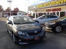 2010_TOYOTA_COROLLA_S, BUYBACK GUARANTEE, WARRANTY, SUNROOF, REAR SPOILER, SATELLITE RADIO, ONLY 87K MILES, CLEAN,SWEET!_ Norfolk VA