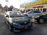 2010 TOYOTA COROLLA S, BUYBACK GUARANTEE, WARRANTY, SUNROOF, REAR SPOILER, SATELLITE RADIO, ONLY 87K MILES, CLEAN,SWEET!