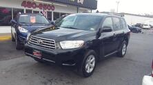 TOYOTA HIGHLANDER AWD, CARFAX CERTIFIED, 3RD ROW SEATING, PREMIUM SOUND, TOW PKG, LEATHER, FOG LAMPS, ONLY 80K MILES! 2010