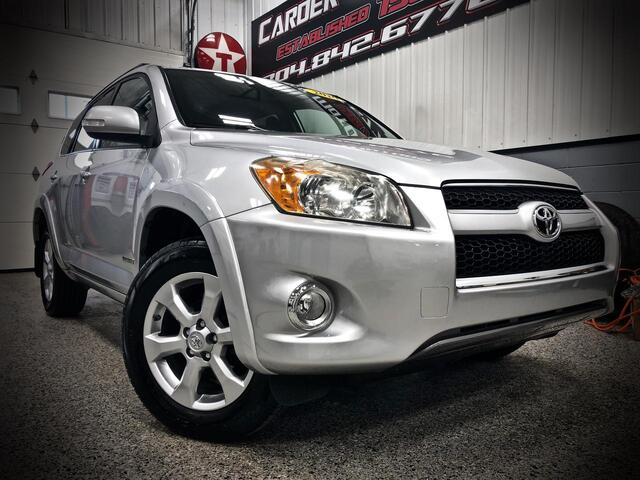 2010_TOYOTA_RAV4 LIMITED 4X4__ Bridgeport WV