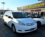 2010 TOYOTA SIENNA LE, WARRANTY, ROOF RACKS, KEYLESS ENTRY, 3RD ROW SEATING, STEERING WHEEL CONTROLS, A/C, REAR A/C!!!!