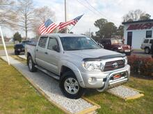 2010_TOYOTA_TACOMA_TRD OFF ROAD DOUBLE CAB 4X4, WARRANTY, RUNNING BOARDS, TONNEAU COVER, BUMPER GUARD, CRUISE CONTROL!!_ Norfolk VA
