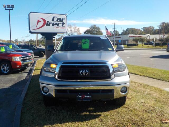 2010 TOYOTA TUNDRA SR5 CREWMAX 5.7L 4X4, BUY BACK GUARANTEE & WARRANTY, BLUETOOTH, TOW PACKAGE, BED LINER! Virginia Beach VA