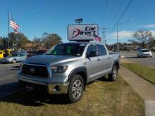 2010_TOYOTA_TUNDRA_SR5 CREWMAX 5.7L 4X4, BUY BACK GUARANTEE & WARRANTY, BLUETOOTH, TOW PACKAGE, BED LINER!_ Virginia Beach VA