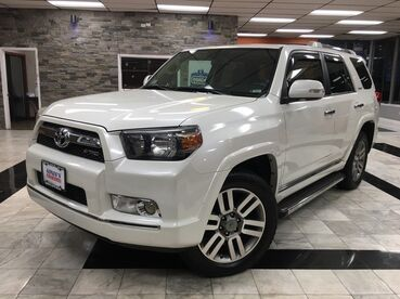 2010_Toyota_4Runner_Limited_ Worcester MA