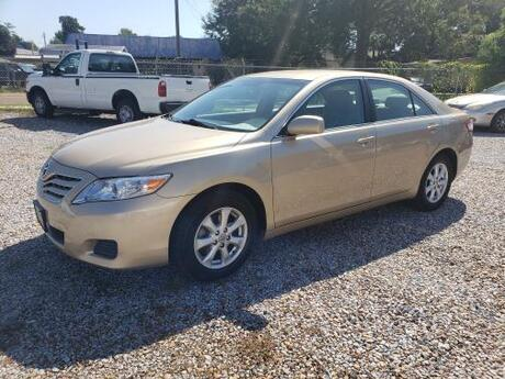 2010 Toyota Camry LE 6-Spd AT Hattiesburg MS