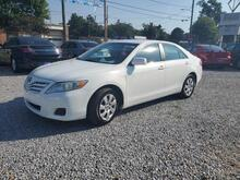 2010_Toyota_Camry_LE 6-Spd AT_ Hattiesburg MS