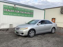 2010_Toyota_Camry_LE 6-Spd AT_ Spokane Valley WA