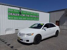 2010_Toyota_Camry_LE 6-Spd MT_ Spokane Valley WA