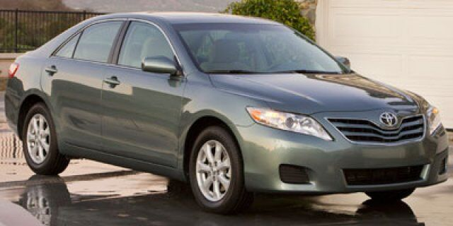 2010 Toyota Camry Le Palatine Il