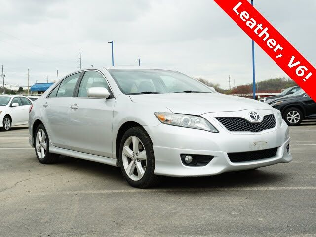 2010 toyota camry 3.5l oil capacity