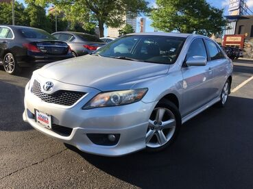 2010_Toyota_Camry_SE_ Worcester MA