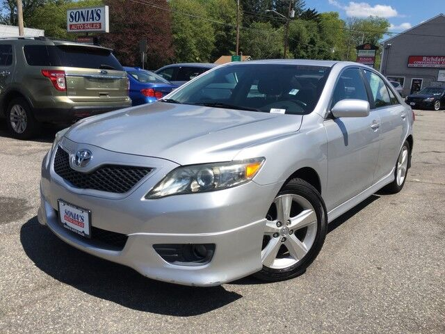 2010 Toyota Camry SE Worcester MA