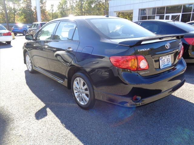 2010 Toyota Corolla 4DR SDN S AT Paducah KY