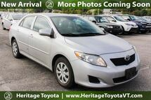 2010 Toyota Corolla LE South Burlington VT