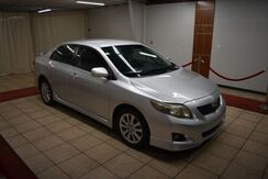 2010_Toyota_Corolla_S 4-Speed AT_ Charlotte NC