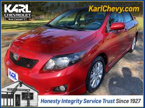 2010_Toyota_Corolla_S_ New Canaan CT