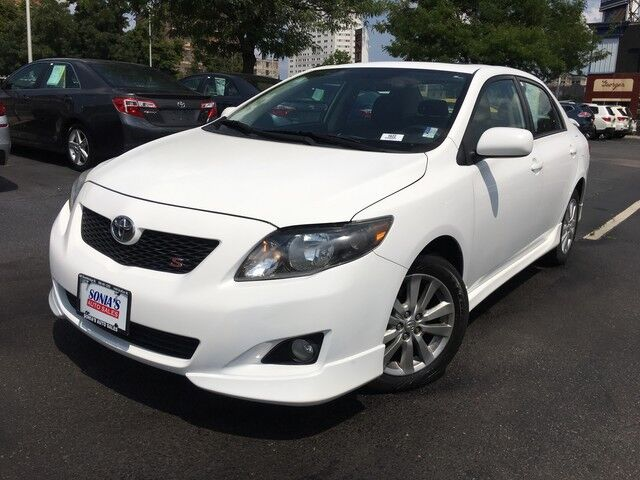 2010 Toyota Corolla S Worcester Ma 25491236